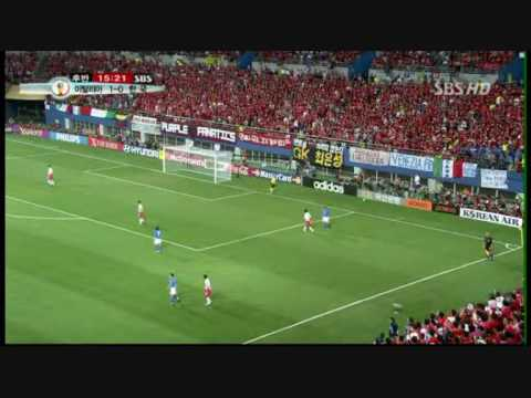 WC 2002 Korea Republic - Italy 18-6-02 Part 8