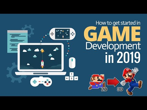 How To Start Making Android Games & Video Games In Hindi / English 2019 - ( Game Start कहा से करें)