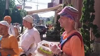 Ukraine Krishna devotees | Hare Krishna Mantra Iskcon | Chant and Be Happy
