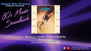 "Fratelli Chase (Film Version) - Dave Grusin (""The Goonies"", 1985)"