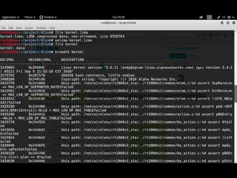 Introduction to Firmware Reversing
