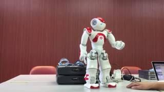 ロボット「Nao」をプログラミング