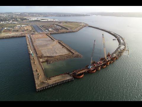 Port De Commerce : Une étape Majeure Franchie Au Polder