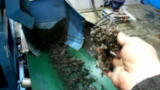 линия по переработке шин в крошку ЛПШК2000  пос  Угловое(, 2011-09-14T00:58:41.000Z)