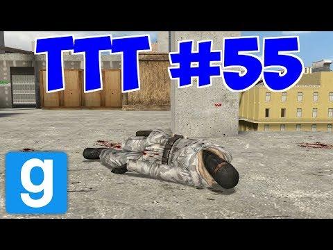 LE DÉTECTIVE DE GÉNIE ! | Garry's Mod TTT #55 thumbnail