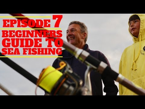 EP.8 The Beginners Guide To Sea Fishing- The Beach