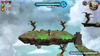 Ninjago Skybound app gameplay level 8