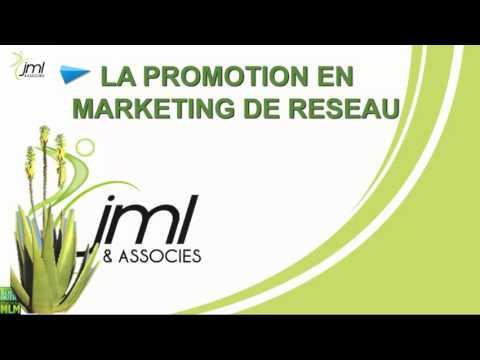 Une des 7 clés du succès en Marketing de réseau : La Promotion by Jan-Mary-Lurel