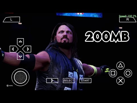 [200MB] Download WWE 2K19 Game For Android -- Support All Devices -- 4k Graphics Game -- WWE 2K19 -- - 동영상