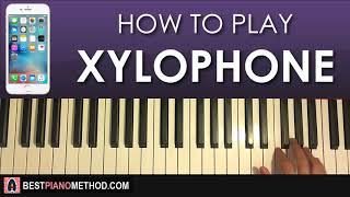 "This is a step by piano tutorial on iphone ringtone ""xylophone"" -- 🎹 learn amosdoll's methods (free 4-part video lessons) part 1: https://youtu.be..."