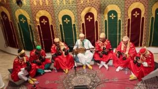 La Ilaha illa allah - Anas Lekhssassi - Lila Gnawia @ Centre Culturel Noujoum Sidi Moumen