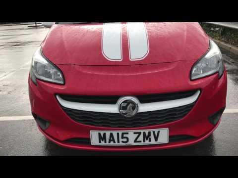 MA15ZMV   Vauxhall Corsa 1 2 16V Sting 3dr