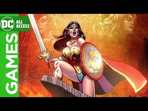 DC Universe Online - Wonder Woman 75 [OFFICIAL VIDEO]