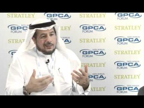 Sixth Annual GPCA Forum - Saleh Al Nazha - COO Tasnee - GPCA TV