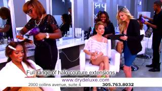 Dry de Luxe Hair Salon Commercial