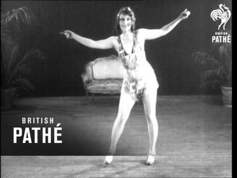 "The Real ""Black Bottom"" Dance (1927)"