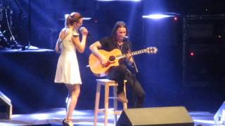 "Alter Bridge - Watch Over You (feat. Elizabeth ""Lzzy"" Hale) @Assago Forum Milano"