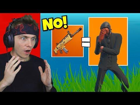 i only use guns that match my random skin... (it's so hard)