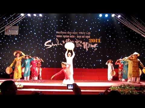 Múa Việt Nam quê Hương Tôi (Nam Sinh Thủy Văn - ĐH Thủy Lợi)