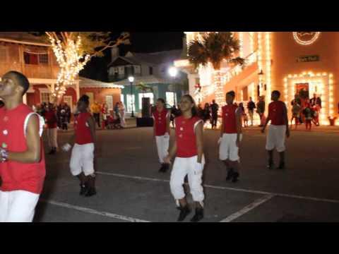 Graffitti Dance Crew #3 - St.George's Santa Parade Dec 10 2010