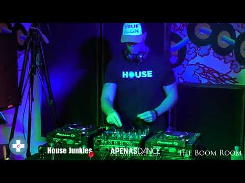 donnerstag live from The Boom Room (Philadelphia, PA) - House/Tech/Techno Set 1
