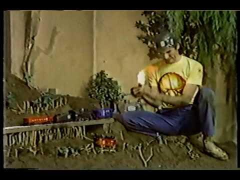 "Fridays Michael Richards as ""Battle Boy"" March 20,1981"