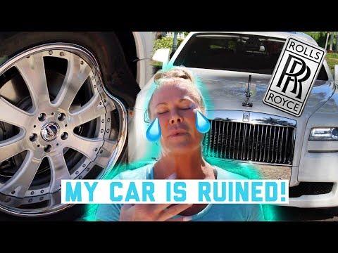 Half A Million Dollar Car DAMAGED!