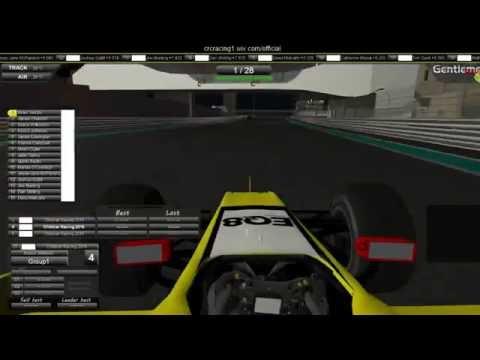 CGP2 2016: Abu Dhabi Race