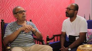 BOIBURO in conversation with Shirshendu Mukhopadhyay.