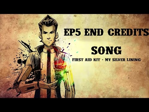 Tales From The Borderlands Episode 5 End Credits Song My Silver Lining