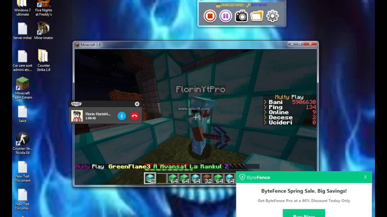 Astazi jucam minecraftServer [2] [Facem o casa noua !]