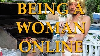 Internet No the women on