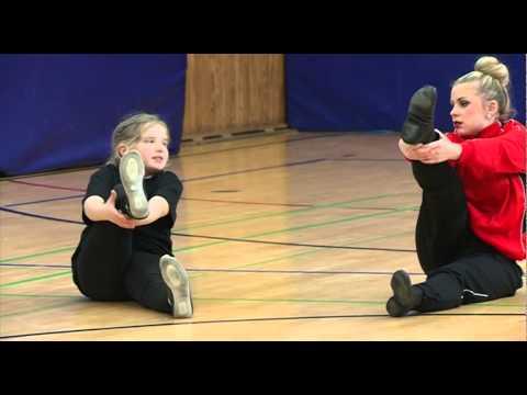 """Einblicke ins Training der Tanzgarde """"The Dancer"""""""