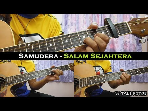 Samudera - Salam Sejahtera (Instrumental/Full Acoustic/Guitar Cover)