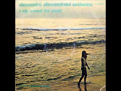 Alessandro Alessandroni - Love On The Sand