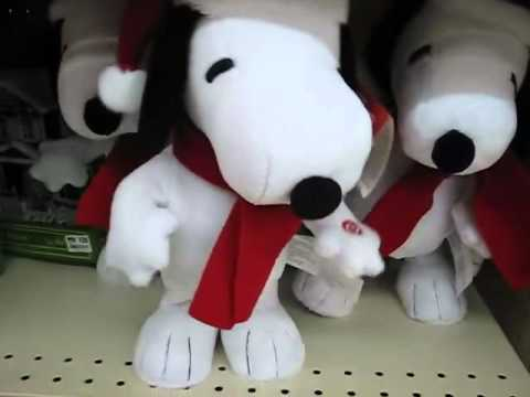 Peanuts Dancing Christmas Snoopy Youtube