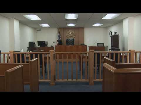 What an immigration court generally looks like