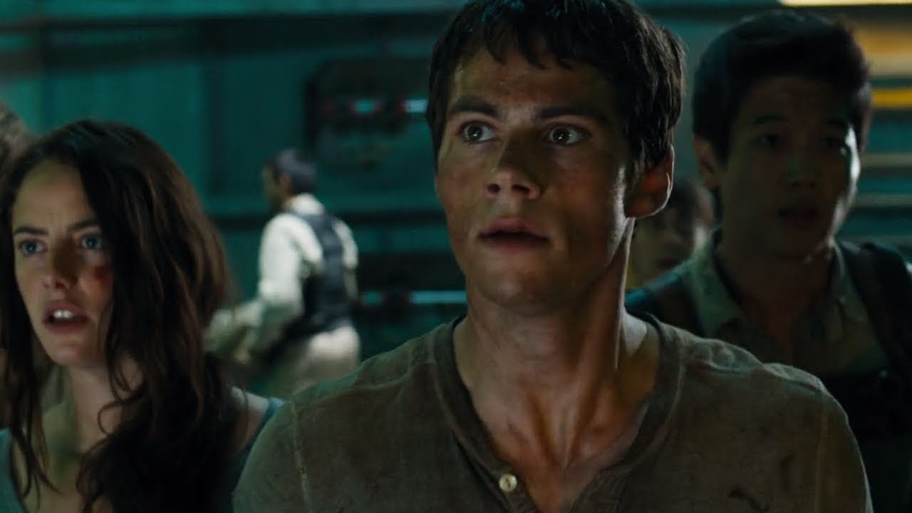 Download Arriving at the WCKD Compound [The Scorch Trials]