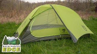 NEMO Hornet 1P 3-Season Backpacking Tent