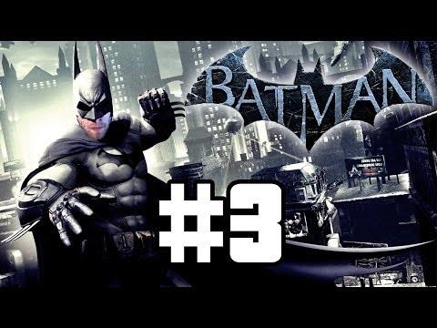 "Batman Arkham Origins Gameplay Walkthrough Part 3 ""Boat Party"""
