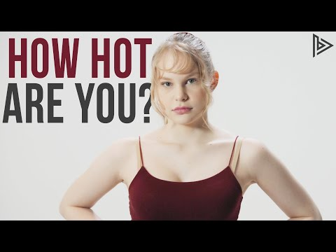 How hot are you from 1-10? l 100 PERCENT REAL