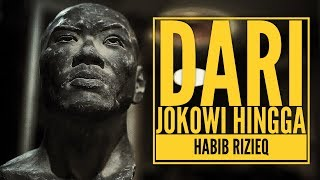 DARI PULANGNYA HABIB RIZIEQ HINGGA TABUNGAN JOKOWI (MOTIVE DEDDY CORBUZIER)