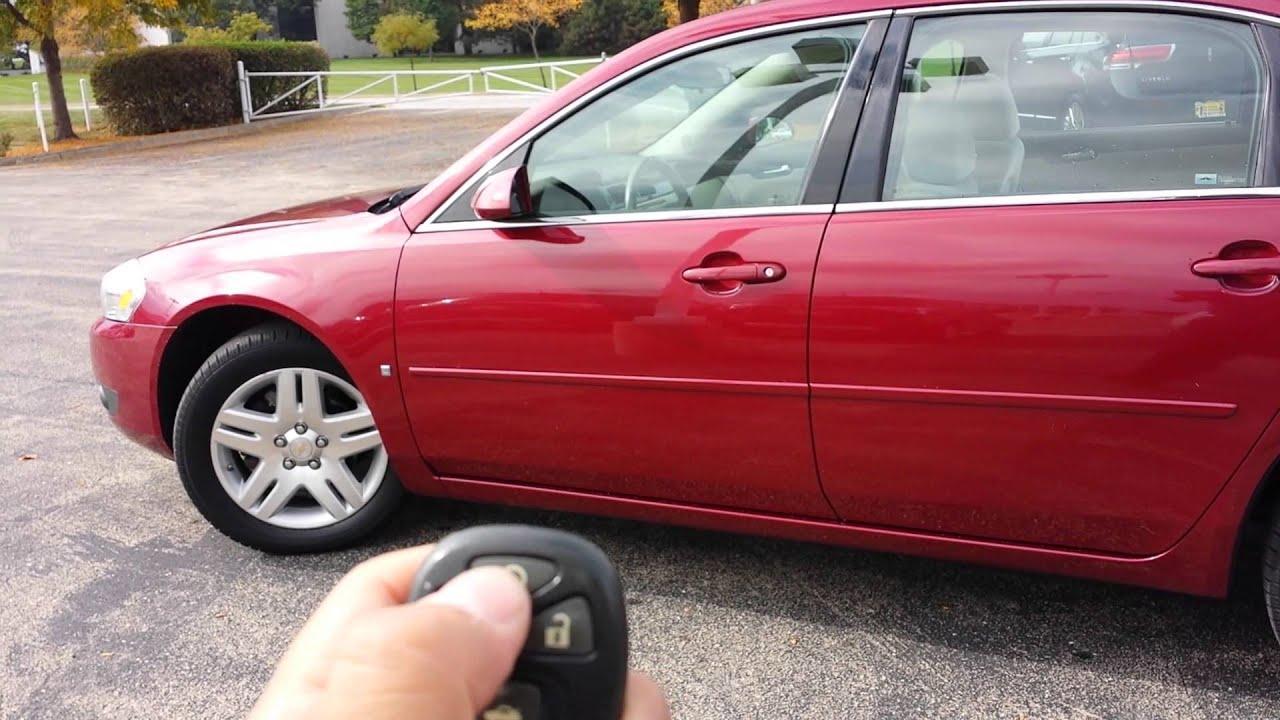 Max Madsen Mitsubishi >> 2006 Chevrolet Impala LT 3.9L V6 - YouTube