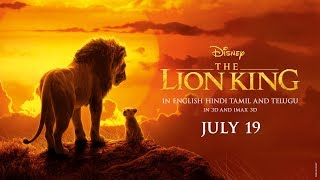 Rise of the King | The Lion King | English | In Cinemas 19 July