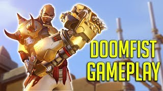 DOOMFIST IS HERE! [Overwatch] thumbnail