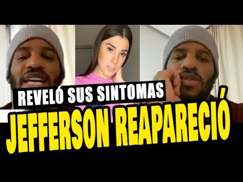 """, JEFFERSON FARFÁN TRAS SUPERAR EL COVID-19: """"FUE HORRIBLE"""""""