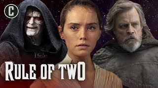 Star Wars Episode 9 Rumors That Piss Us Off - Rule of Two