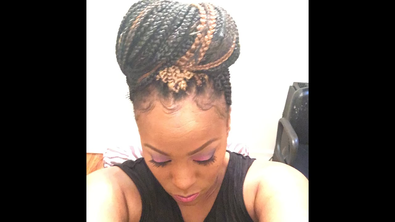 How To Do Crochet Box Braids Small : DIY -Small Box Braids Crochet/Sewin Style ( Janet Collection) for ...