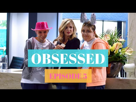 OBSESSED The Unwanted Side of Fame - Ep. 5 (W/ Maude Hirst) SERIES FINALE - Superfans Mockumentary