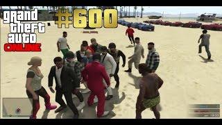 GTA 5 Online Aus dem Stream [Deutsch] #600 Let´s Play GTA V Online
